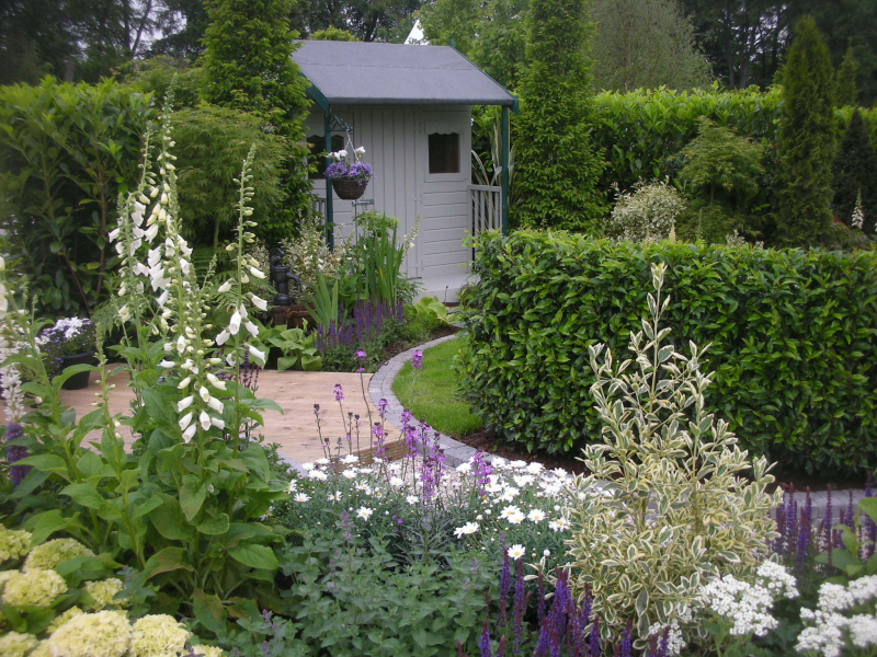 A record number of gardens at Bloom 2014