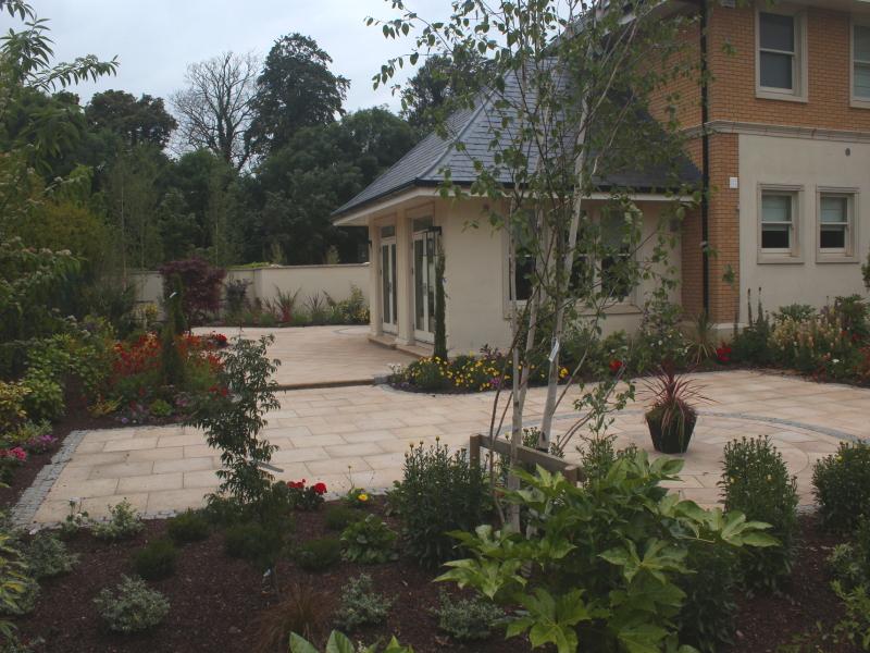 Malahide Garden Hayes Ryan Landscape Gardeners Kildare