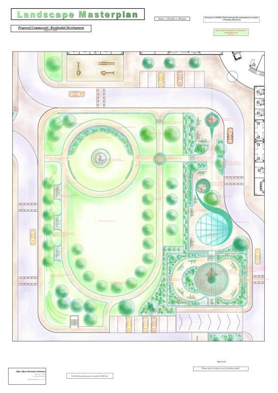 Garden Design Plans, Landscape Garden Plans, Hayes Ryan